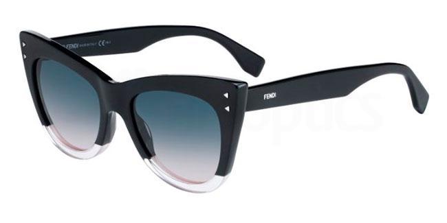 3H2  (JP) FF 0238/S Sunglasses, Fendi