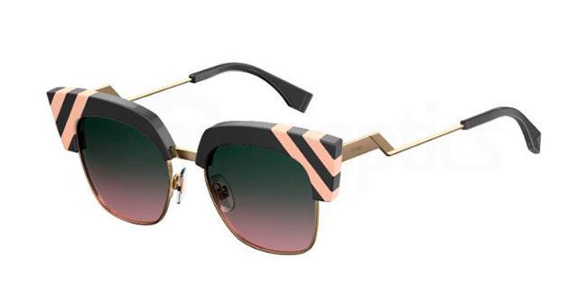 KB7  (JP) FF 0241/S Sunglasses, Fendi
