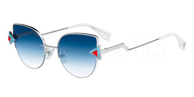 SCB  (NE) FF 0242/S Sunglasses, Fendi