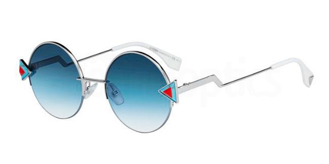 SCB  (NE) FF 0243/S Sunglasses, Fendi
