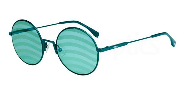 1ED  (XR) FF 0248/S Sunglasses, Fendi