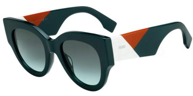 1ED  (EQ) FF 0264/S Sunglasses, Fendi