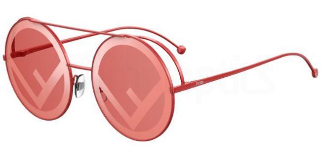 C9A  (0L) FF 0285/S Sunglasses, Fendi