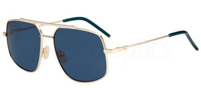 000  (KU) FF M0007/S Sunglasses, Fendi