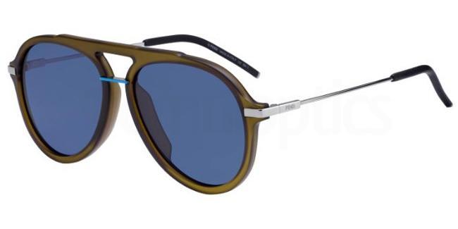 1ED  (KU) FF M0011/S Sunglasses, Fendi