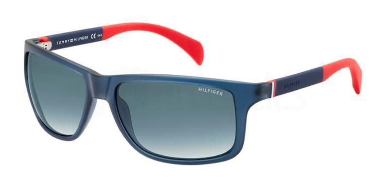 4NK (JJ) TH 1257/S Sunglasses, Tommy Hilfiger