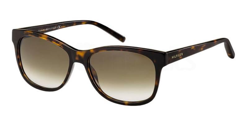 086 (DB) TH 1985 Sunglasses, Tommy Hilfiger