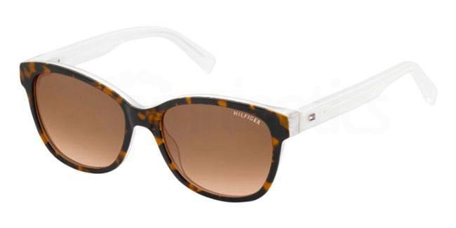 K2W (63) TH 1363/S Sunglasses, Tommy Hilfiger