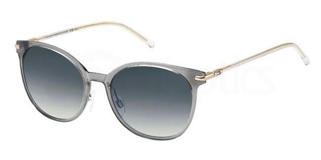 R1Y  (9O) TH 1399/S Sunglasses, Tommy Hilfiger
