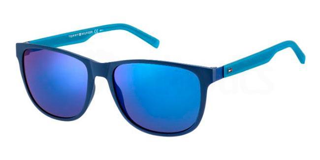 R6I  (XT) TH 1403/S Sunglasses, Tommy Hilfiger