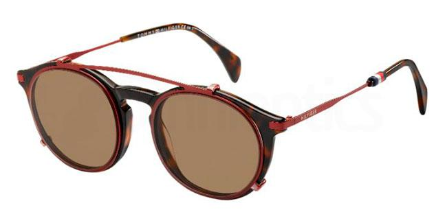 086  (99) TH 1471/C Sunglasses, Tommy Hilfiger