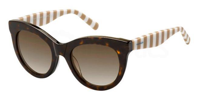 9N4  (HA) TH 1480/S Sunglasses, Tommy Hilfiger