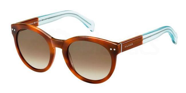 M9G  (J6) TH 1291/N/S Sunglasses, Tommy Hilfiger