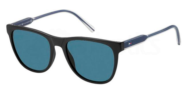 D4P  (9A) TH 1440/S Sunglasses, Tommy Hilfiger