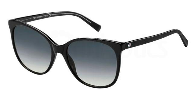 8Y5  (9O) TH 1448/S Sunglasses, Tommy Hilfiger