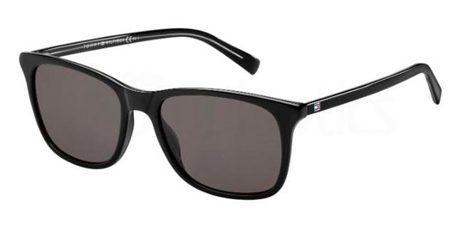 A5X  (NR) TH 1449/S Sunglasses, Tommy Hilfiger