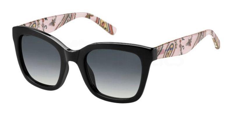 807 (9O) TH 1512/S Sunglasses, Tommy Hilfiger