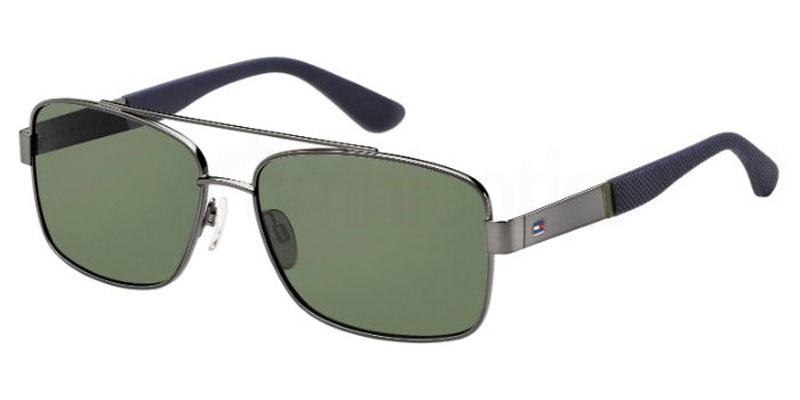 KJ1 (QT) TH 1521/S Sunglasses, Tommy Hilfiger