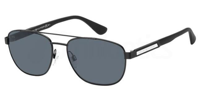807 (IR) TH 1544/S Sunglasses, Tommy Hilfiger