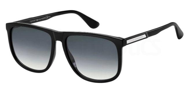 807 (9O) TH 1546/S Sunglasses, Tommy Hilfiger