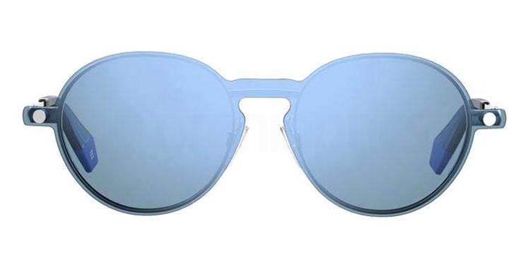 PJP (XN) PLD 6082/G/CS - With Clip on Glasses, Polaroid