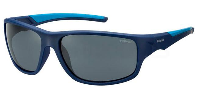 ZX9  (C3) PLD 7010/S Sunglasses, Polaroid Sport Collection