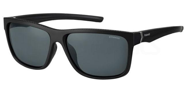 807  (M9) PLD 7014/S Sunglasses, Polaroid Sport Collection