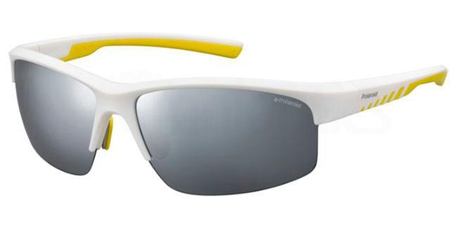 0ZE  (EX) PLD 7018/S Sunglasses, Polaroid Sport Collection