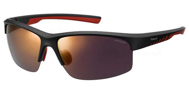 OIT  (OZ) PLD 7018/S Sunglasses, Polaroid Sport Collection