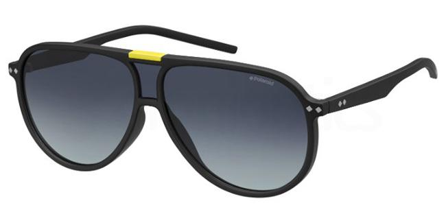 DL5  (WJ) PLD 6025/S Sunglasses, Polaroid