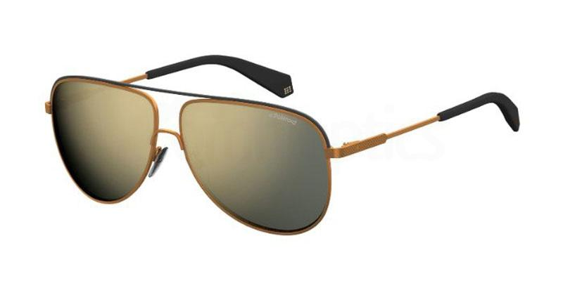 210 (LM) PLD 2054/S Sunglasses, Polaroid