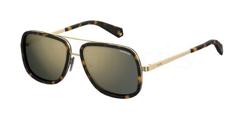 086 (LM) PLD 6033/S Sunglasses, Polaroid