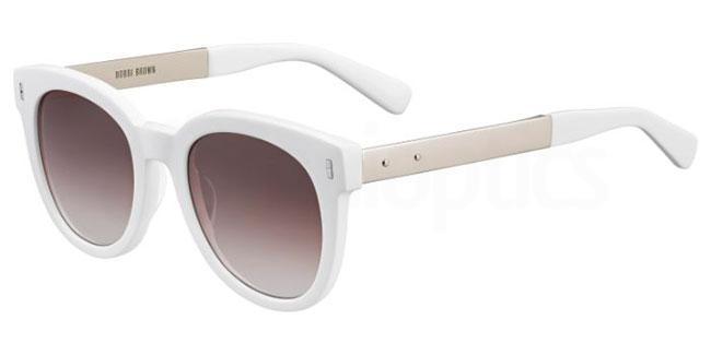 0BK  (HA) THE HANNAH/S Sunglasses, Bobbi Brown