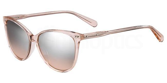 22C  (G4) THE PATTON/S Sunglasses, Bobbi Brown