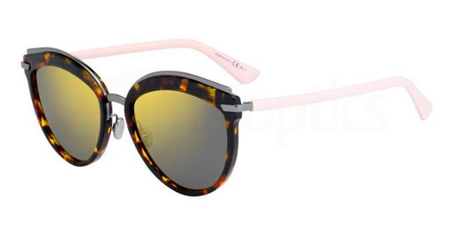 01K  (83) DIOROFFSET2 Sunglasses, Dior