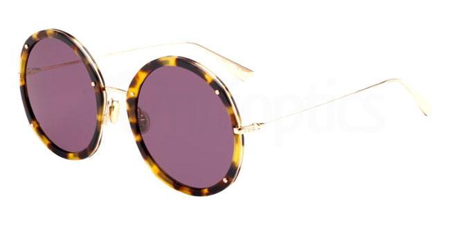 2IK (0D) DIORHYPNOTIC1 Sunglasses, Dior