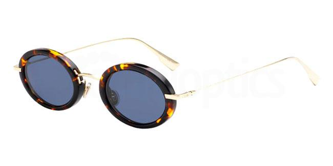 2IK (A9) DIORHYPNOTIC2 Sunglasses, Dior