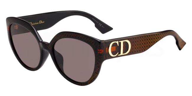DCB (2M) DDIORF Sunglasses, Dior