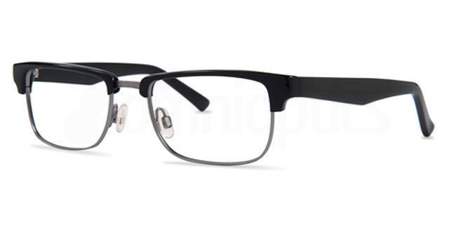 Black 139 Glasses, X-Eyes