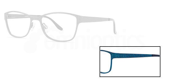 Blue 163 Glasses, X-Eyes