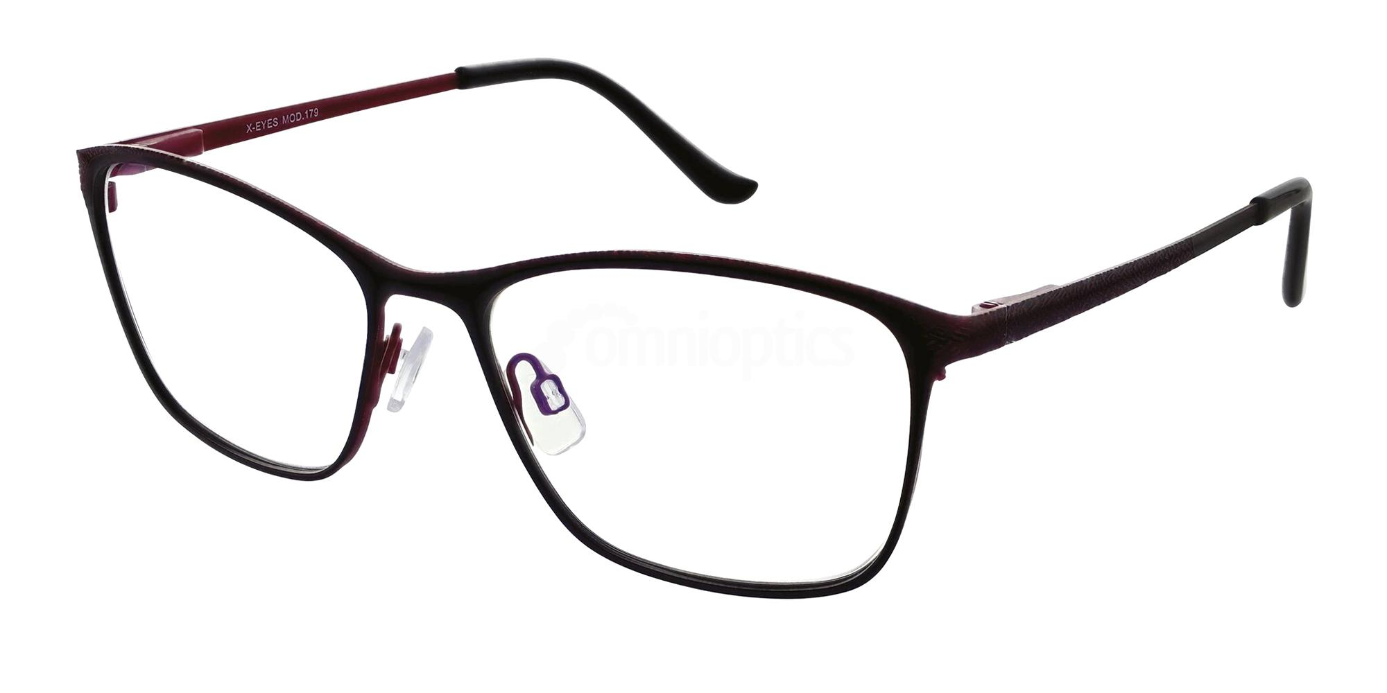 C.1 179 Glasses, X-Eyes