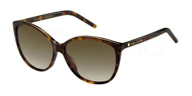 086  (HA) MARC 69/S Sunglasses, Marc Jacobs