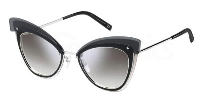 010  (FU) MARC 100/S Sunglasses, Marc Jacobs