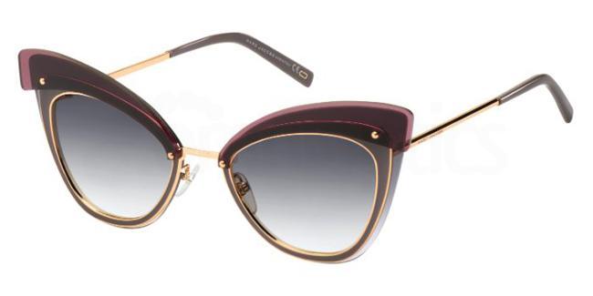 DDB  (9C) MARC 100/S Sunglasses, Marc Jacobs