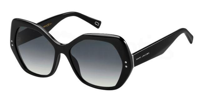 807  (9O) MARC 117/S Sunglasses, Marc Jacobs