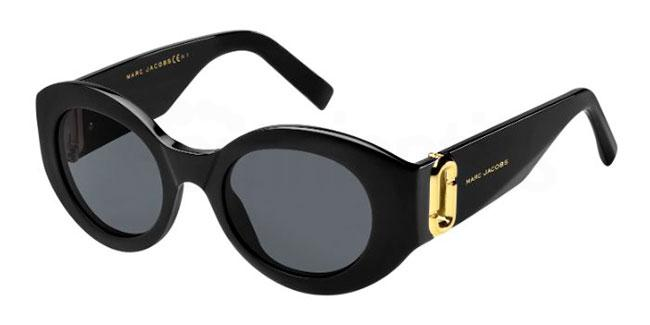 807  (IR) MARC 180/S Sunglasses, Marc Jacobs