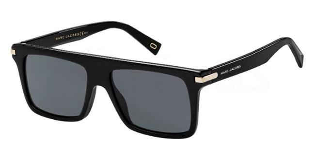 807  (IR) MARC 186/S Sunglasses, Marc Jacobs