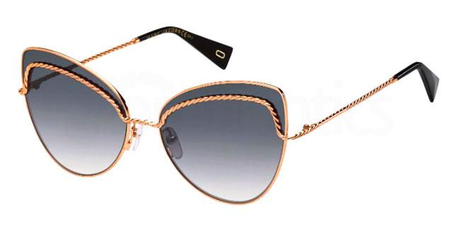 DDB (9O) MARC 255/S Sunglasses, Marc Jacobs