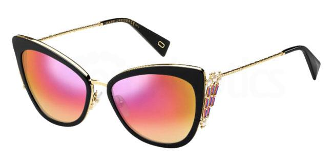 807 (VQ) MARC 263/S Sunglasses, Marc Jacobs