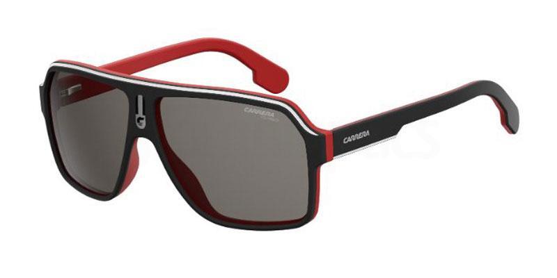 BLX (M9) CARRERA 1001/S Sunglasses, Carrera